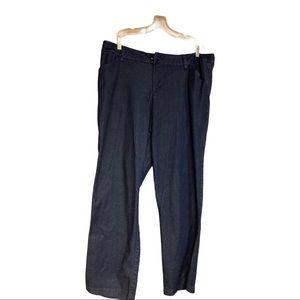 LEE,Modern Series,Women's dark jeans, 18W Medium
